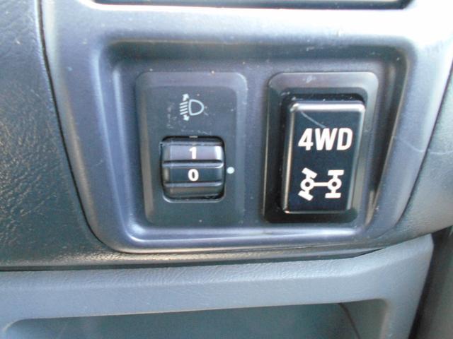 ハイルーフ 4WD 切り替え付 タイベル交換済み(25枚目)