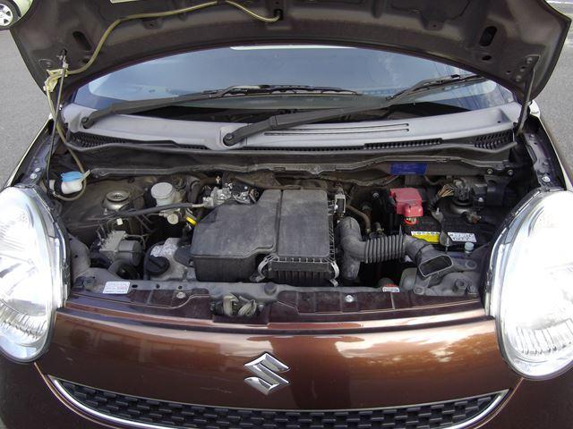 スズキ MRワゴン X オートエアコン スマートキー タイミングチェーン
