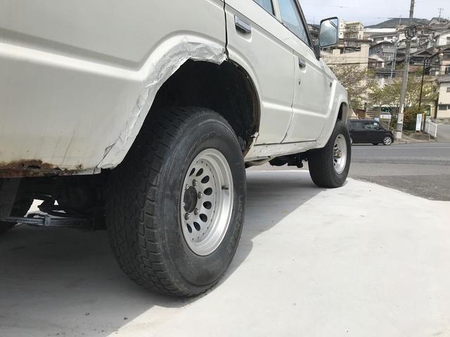 「トヨタ」「ランドクルーザー60」「SUV・クロカン」「広島県」の中古車41