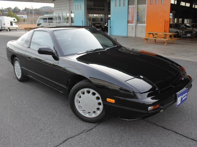 日産 180SX タイプII ツインカムターボ ワンオーナー車