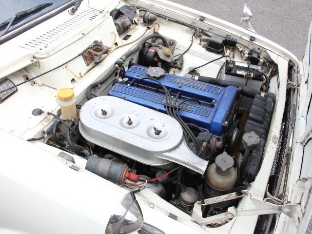 1600GT タイプR仕様 G161W型ツインカムエンジン(19枚目)