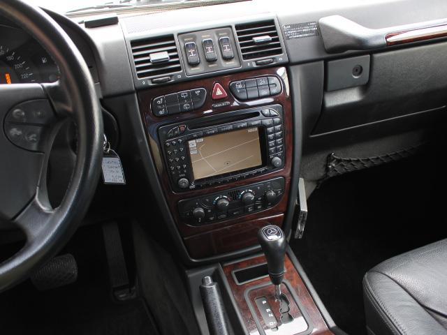 メルセデス・ベンツ M・ベンツ G320L ディーラー車 サンルーフ 本革シート 16AW