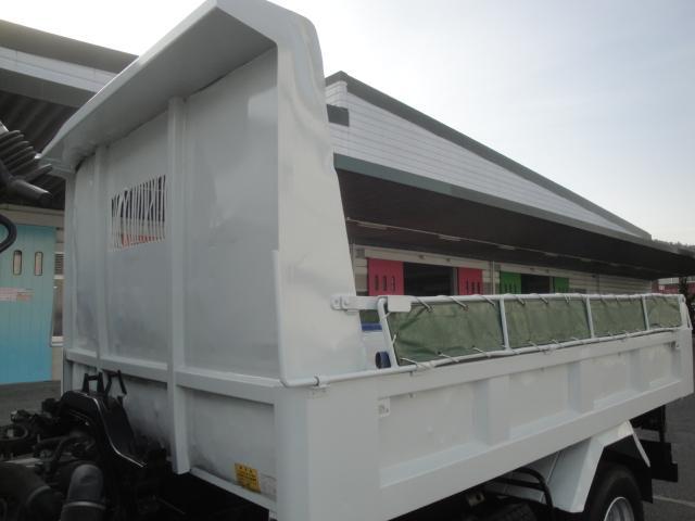いすゞ フォワード 強化ダンプ 積載3850Kg
