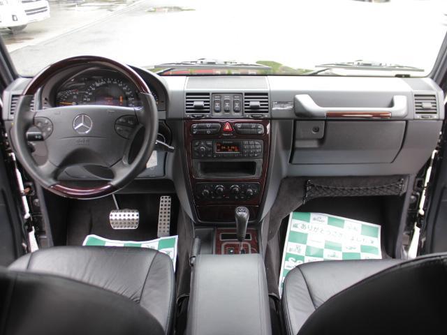 G320 ロング ディーラー車 後期モデル パークトロニック(7枚目)