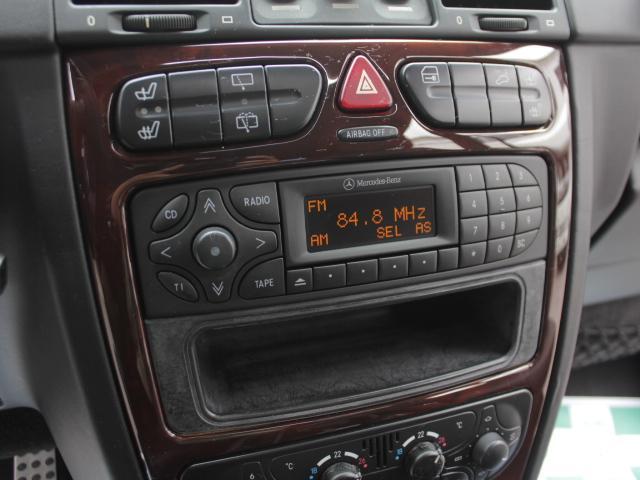 G320 ロング ディーラー車 後期モデル パークトロニック(12枚目)