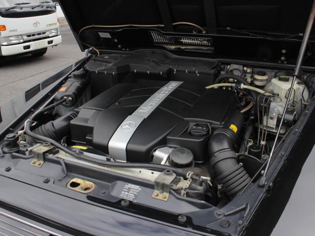 G320 ロング ディーラー車 後期モデル パークトロニック(19枚目)