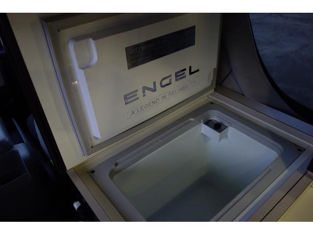 エンゲル冷蔵庫!!