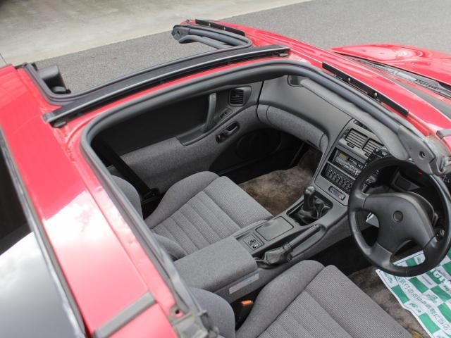 300ZX 2シーター ツインターボ  Tバールーフ(10枚目)