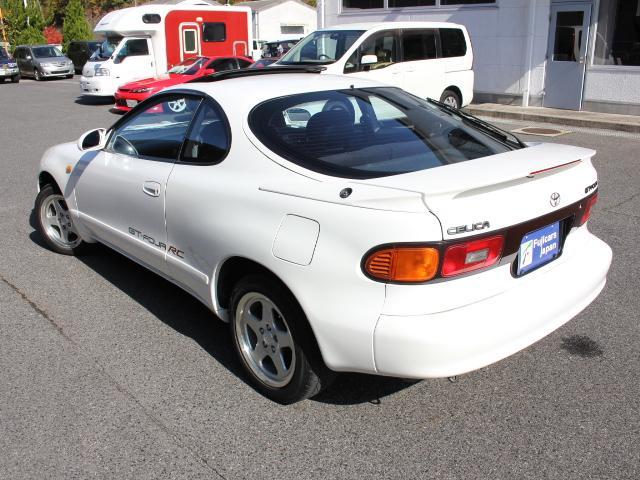 トヨタ セリカ GT-FOUR RCターボ 4WD SR 国内限定1800台