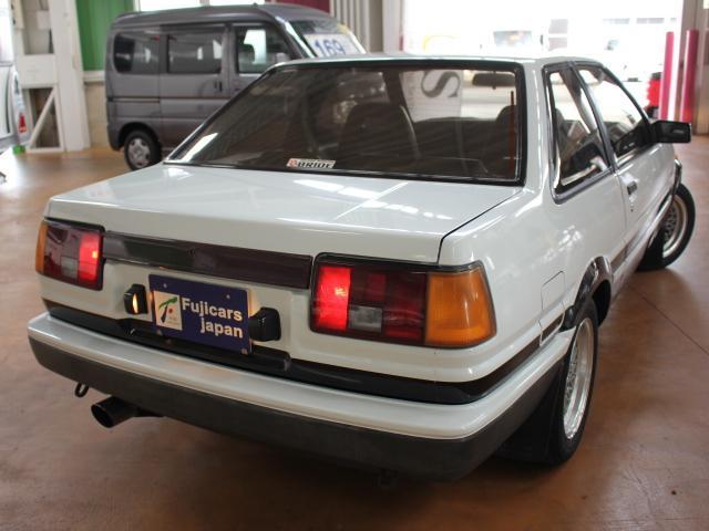 トヨタ カローラレビン GT-APEX 社外LSD 社外マフラー