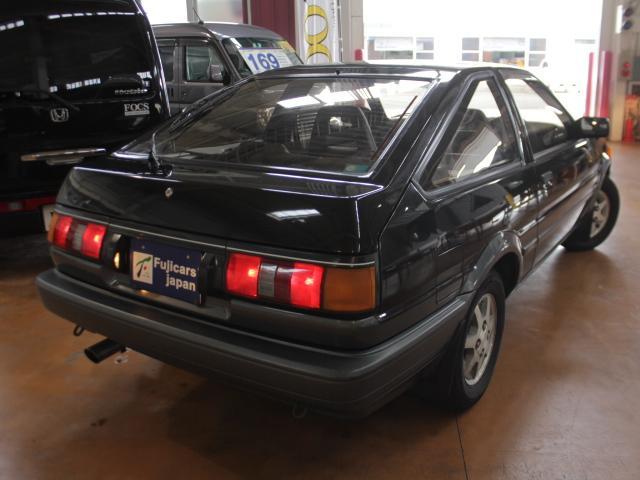 トヨタ カローラレビン GT-APEX ワンオーナー車