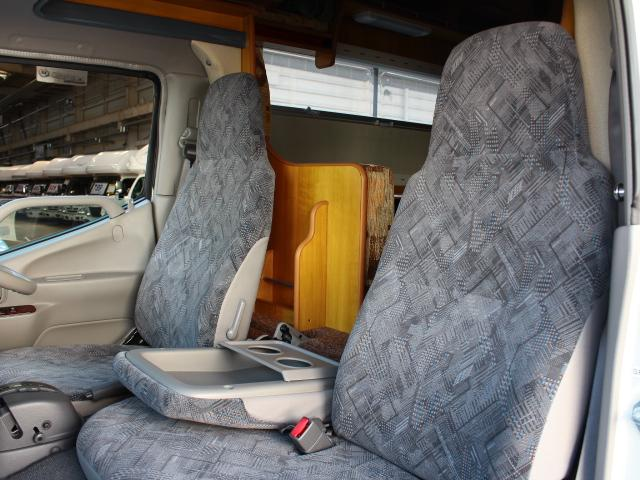 バンテック ジル520 常設2段ベット ツインサブバッテリー 走行充電 コンバーター 1500Wインバーター FFヒーター 冷蔵庫 ルーフベント 電子レンジ サイドオーニング ワンオーナー ナビ(17枚目)
