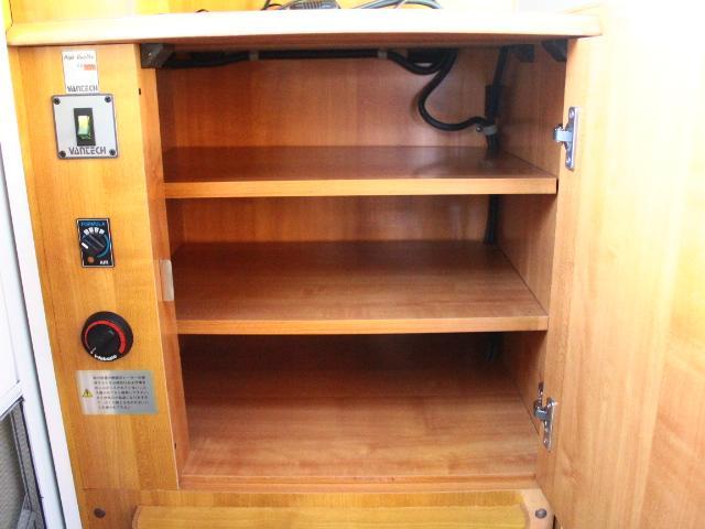 バンテック ジル520 常設2段ベット ツインサブバッテリー 走行充電 コンバーター 1500Wインバーター FFヒーター 冷蔵庫 ルーフベント 電子レンジ サイドオーニング ワンオーナー ナビ(24枚目)