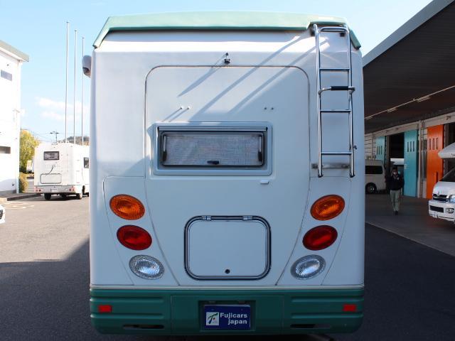 バンテック ジル520 常設2段ベット ツインサブバッテリー 走行充電 コンバーター 1500Wインバーター FFヒーター 冷蔵庫 ルーフベント 電子レンジ サイドオーニング ワンオーナー ナビ(37枚目)