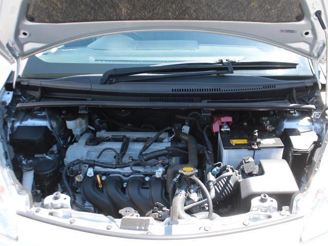 トヨタ ラクティス G リアスローパー 車いす1基積み