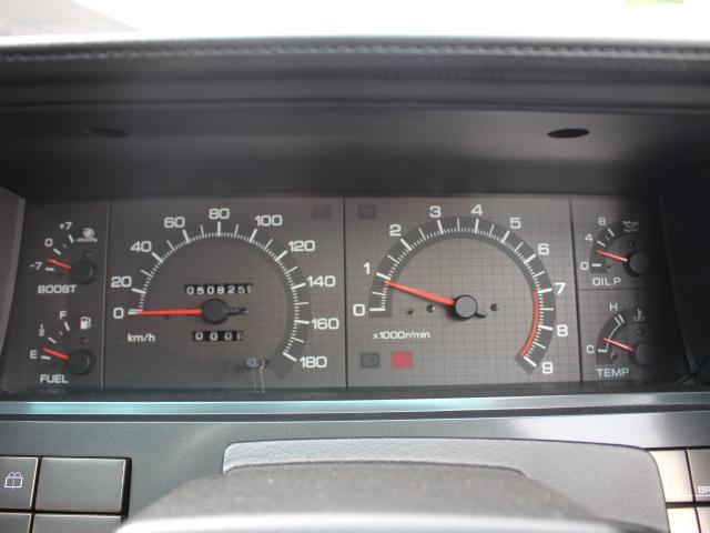 日産 スカイライン GTS-Xツインカム24Vターボ ワーク製18インチアルミ