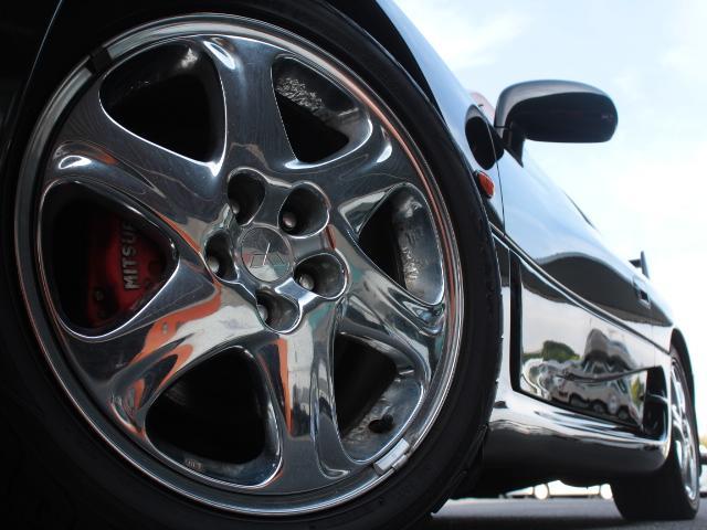 ツインターボMR 純正6速マニュアル ZEESマフラー テイン車高調 純正ステアリング パワーシート 純正18インチアルミホイール 取り扱い説明書 保証書 カロッツェリアオーディオ(8枚目)