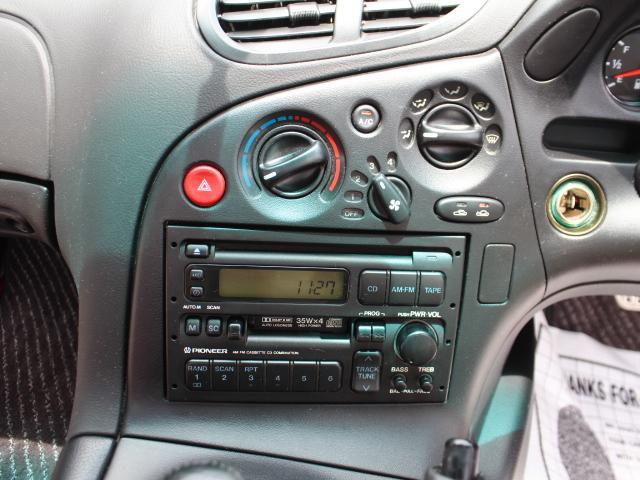 マツダ RX-7 タイプRBバサーストX限定700台本革レッドレザーシート