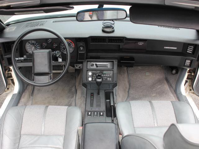 シボレー シボレー カマロ RSコンバーチブル ディーラー車 本革シート パワーシート