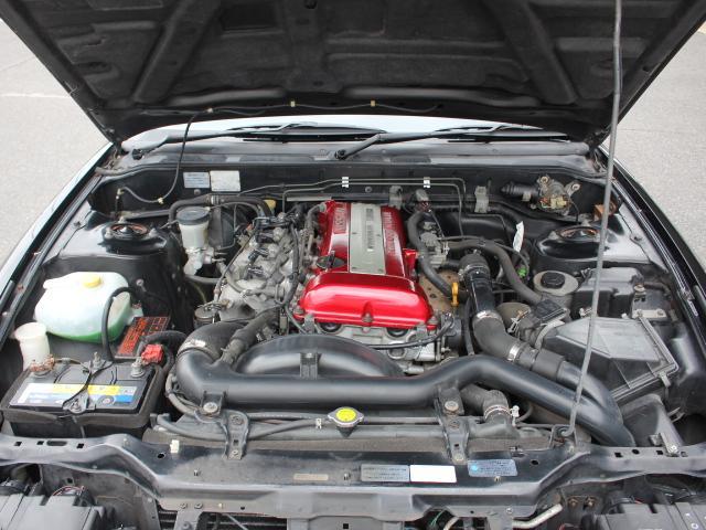日産 シルビア K'sダイヤパッケージ 後期 SR20エンジン