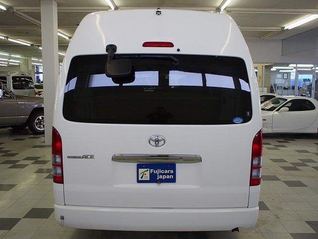 トヨタ ハイエースバン ビックフット リトルノオクタービア 4人就寝 冷蔵庫