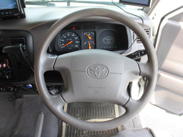 トヨタ ライトエーストラック グローバルアスリート