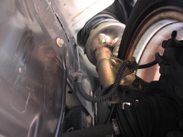 三菱 ランサー GSRエボリューションIVオーリンズ製ダンパー