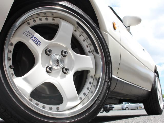 ユーノス ユーノスロードスター Sスペシャル タイプI後期モデル  SSR16インチアルミ