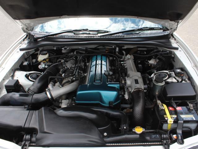 トヨタ スープラ RZ-S 後期モデル レザーシート