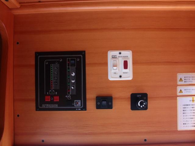 トヨタ カムロード グローバル キング 冷蔵庫 FFヒーター オーニング