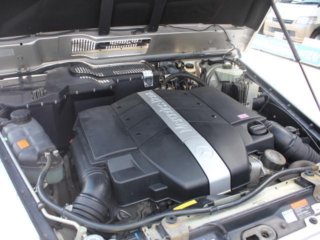 メルセデス・ベンツ M・ベンツ G320 ショート ディーラー車 ブラックレザー ETC
