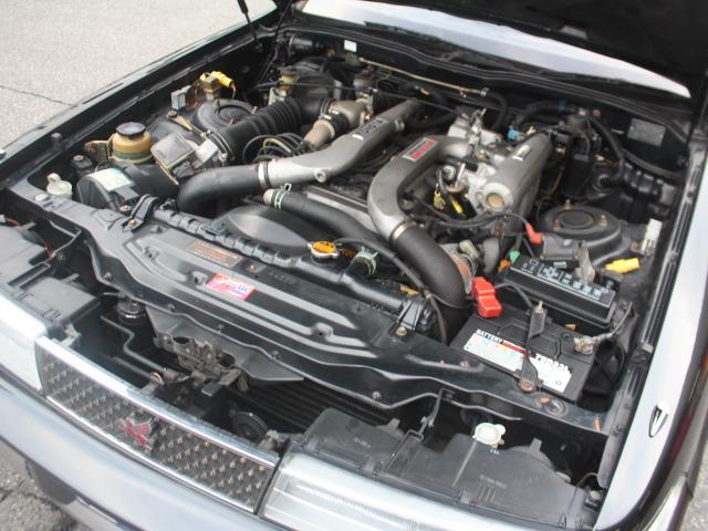 トヨタ ソアラ 2.0GT-ツインターボ 純正15インチAW サンルーフ