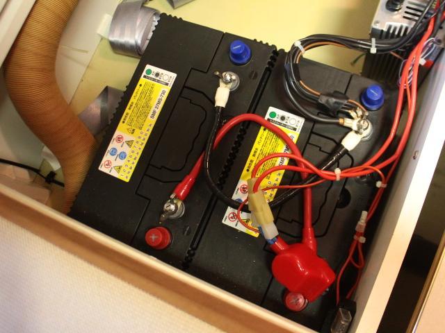ロータスRV イーライズ 2段ベッド FF 冷蔵庫(13枚目)