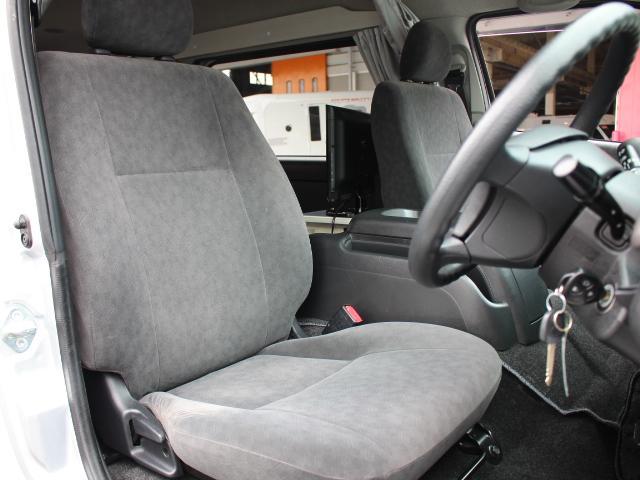 トヨタ ハイエースワゴン ナッツRV トライアル FFヒーター ツインサブバッテリー