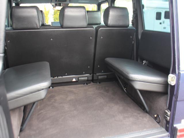 メルセデス・ベンツ M・ベンツ G320 ロング 4WD ディーラー車 本革シート SR
