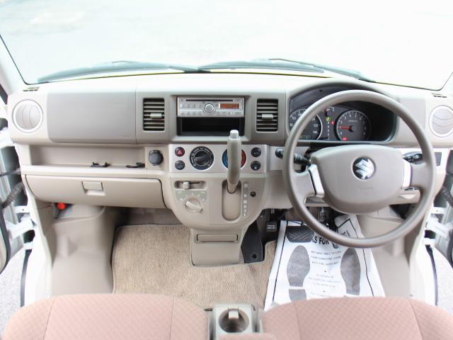 スズキ エブリイワゴン 福祉車両 車いす仕様 電動ウィンチ スローパー