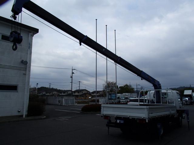 クレーン4段 ワイド 積載2000Kg(19枚目)