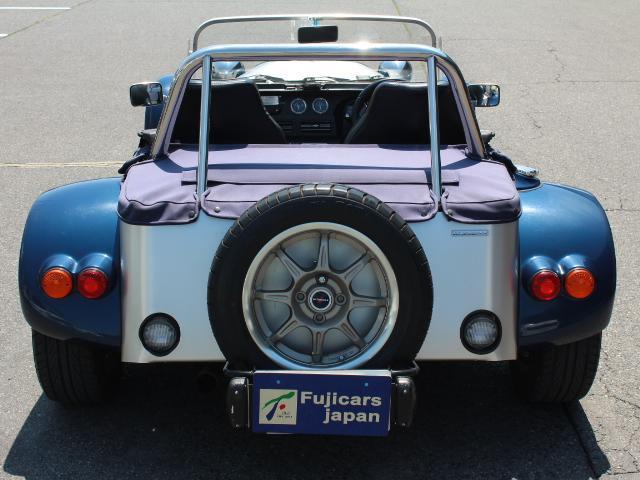 「ミツオカ」「ゼロワン」「オープンカー」「広島県」の中古車7