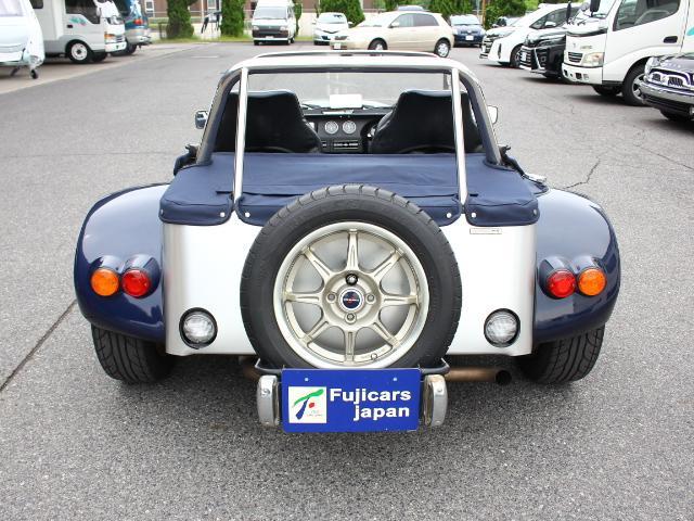 「ミツオカ」「ゼロワン」「オープンカー」「広島県」の中古車3