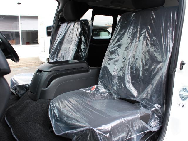 トヨタ ハイエースバン FOCS エスパシオES DT4WD 新車展示車 TSS