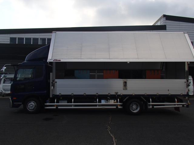 UDトラックス コンドル アルミウィング ベッド付き 積載2750Kg