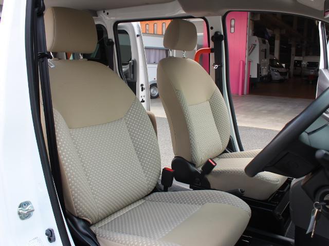 福祉車両 スローパー 車いす2基積み 電動ウィンチ 8ナンバ(16枚目)