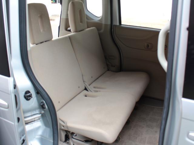 福祉車両 スローパー 車いす一基積み 4人乗車 手動固定(10枚目)