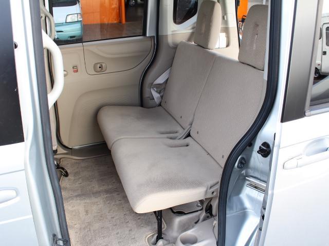 福祉車両 スローパー 車いす一基積み 4人乗車 手動固定(30枚目)