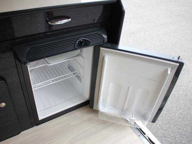 40リッター冷蔵庫装備☆