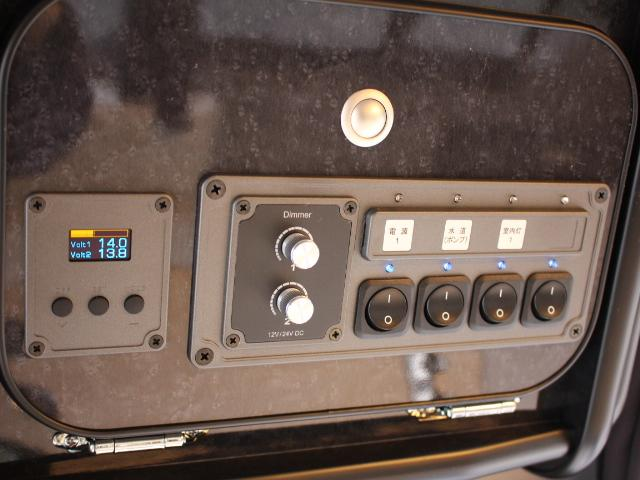 トヨタ ハイエースバン FOCS ディパーチャー 4WD LEDライト パワスラ