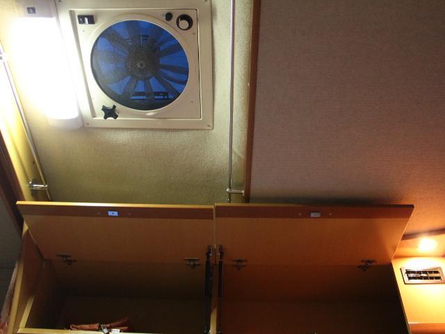 バンテック コルドバンクス 常設2段ベッド FF ソーラー(7枚目)