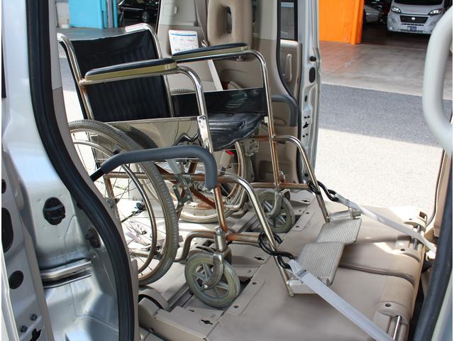 G スローパー 車いす仕様車 電動ウィンチ メモリーナビ(6枚目)