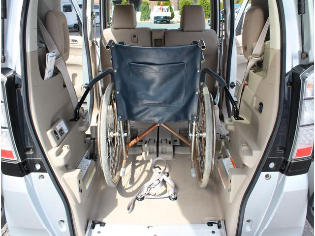 G スローパー 車いす仕様車 電動ウィンチ メモリーナビ(8枚目)