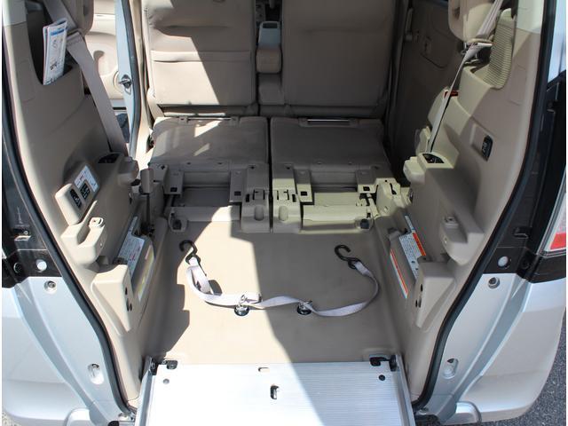 G スローパー 車いす仕様車 電動ウィンチ メモリーナビ(13枚目)